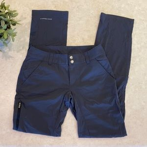 Columbia lightweight convertible hiking pants 2